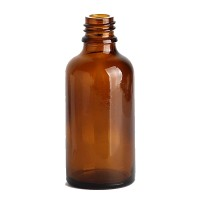 100 ml Amber Glass Bottle