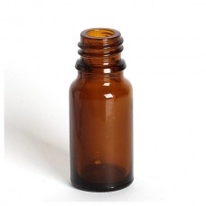 10 ml Amber Glass Bottle