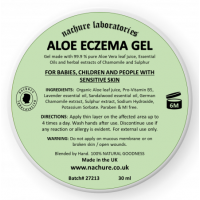 Aloe Eczema Gel